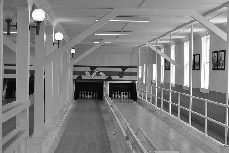 Bowling en Sewell, Chile