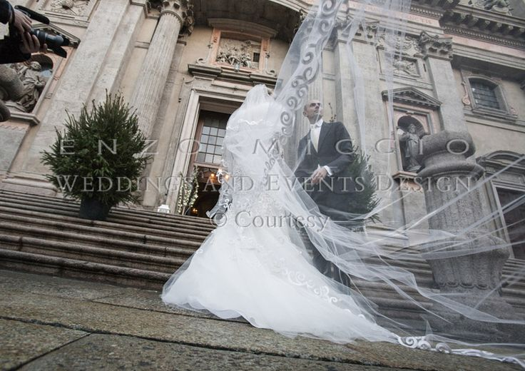 Wedding in Milan #wedding #milan #weddingplanner #bride #weddingdress