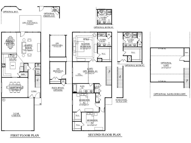 1000 Images About Design House Plans On Pinterest