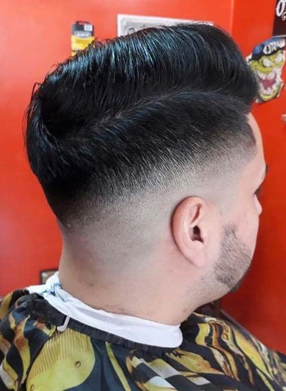Coolest Ideas Of Pompadour Mens Hairstyles Trends For 2018 Like