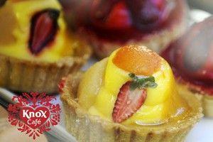 Delicious Custard Tart - Knox Cafe - Photography Con Tsioukis - ICON PHOTOGRAPHY MELBOURNE - www.iconphotos.com.au