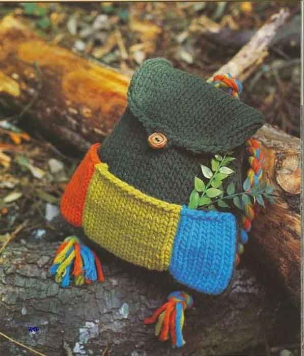 239 Best Knitted Bags Images On Pinterest Knit Bag Knitted Bags