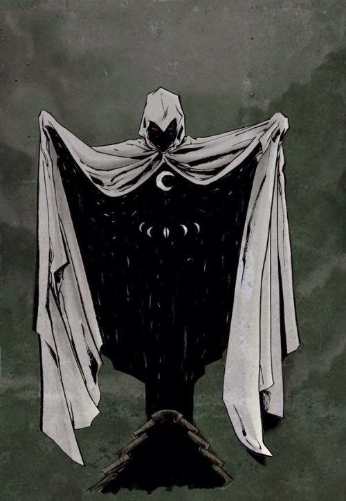 Moon Knight - Declan Shalvey