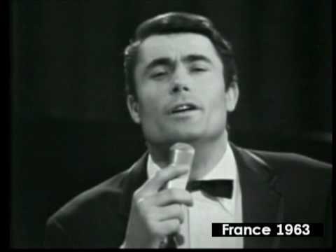 France 1963 - Alain Barriere - Elle Etait si Jolie