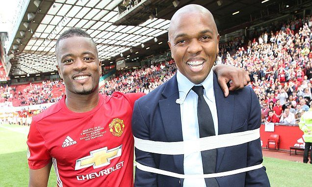 Man Utd news: Patrice Evra reveals why he is still playing