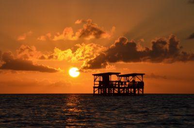 Florida Everglades Sea Kayaking | Flamingo and Johnson Chickee