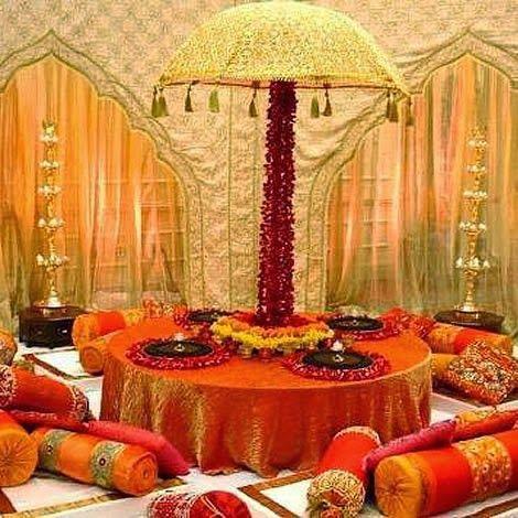 idea for #mehndi  night  #decoration