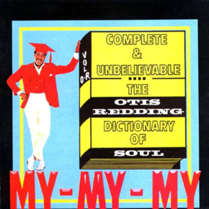 254. Otis Redding, 'Dictionary of Soul'  -  Volt, 1966