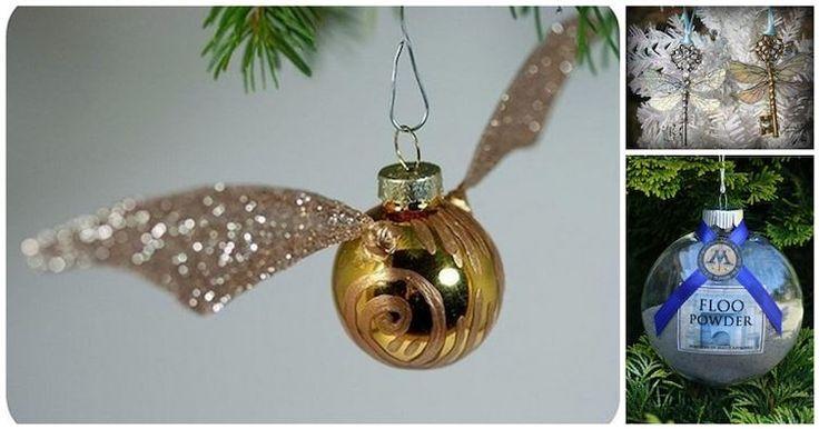 25+ Unique Funny Christmas Ornaments Ideas On Pinterest
