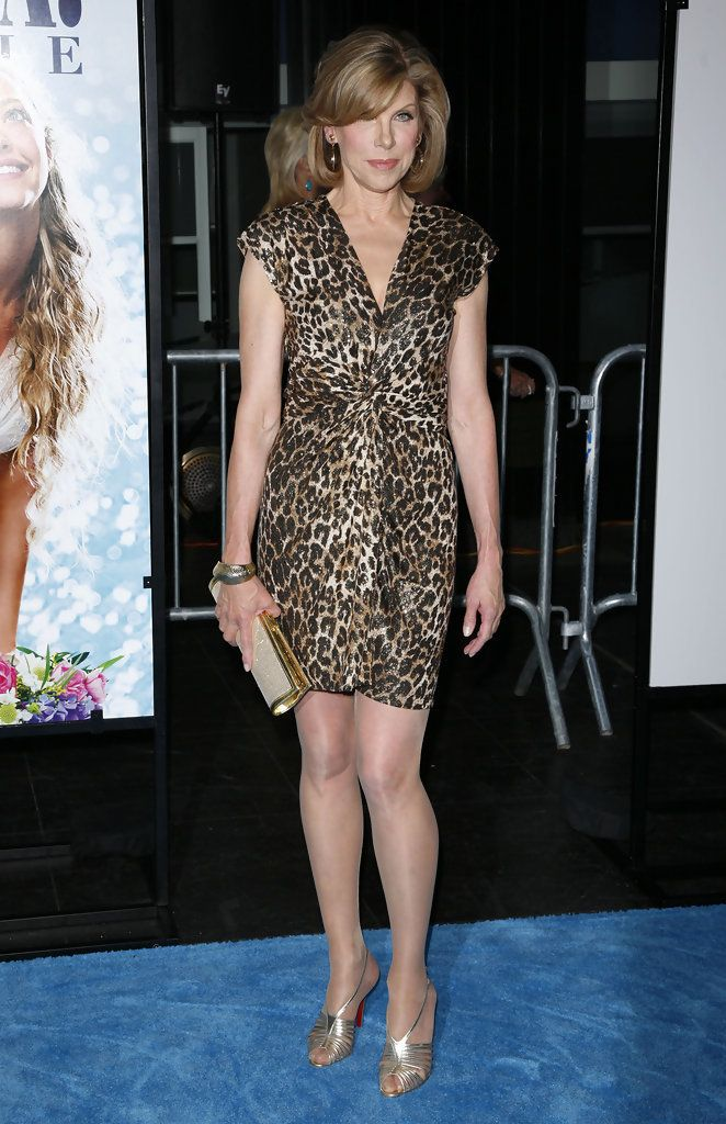 Christine Baranski Dresses For Work Mamma Mia