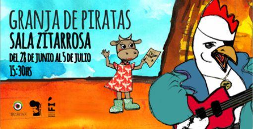 PIRATAS EN LA ZITARROSA – VACACIONES DE JULIO