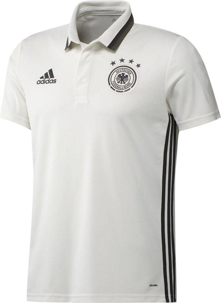 Sportolino Angebote adidas DFB Poloshirt EM 2016 (Größe: M, off white): Category: Ballsport>Fußball>Fussball EM 2016>EM 2016…%#sport%