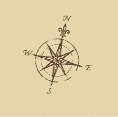 Must See Simple Compass Tattoo Ideas