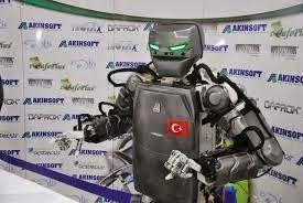 Türk İnsansı Robotu '' AKINCI 2 '' ALS İçin Meydan Okudu (Video Haberimizin İçindedir) http://www.elektronikgaraji.com/2014/08/turk-insans-robotu-akinci-2-als-icin.html