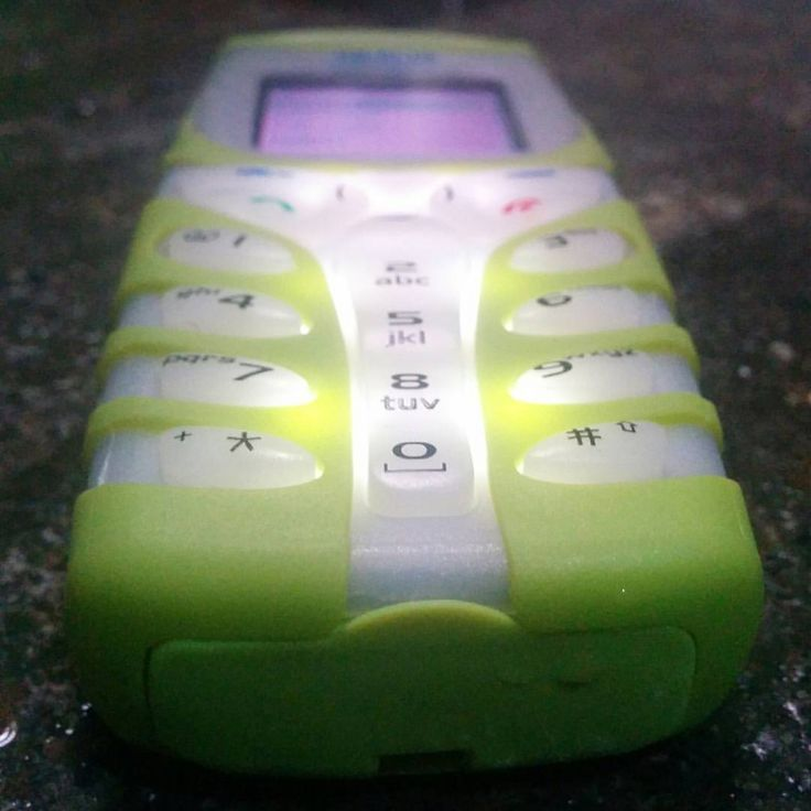 Nokia 5100  #Nokia #Cellular #Hand_Phone #HP_Jadul #Jadul OutDoor