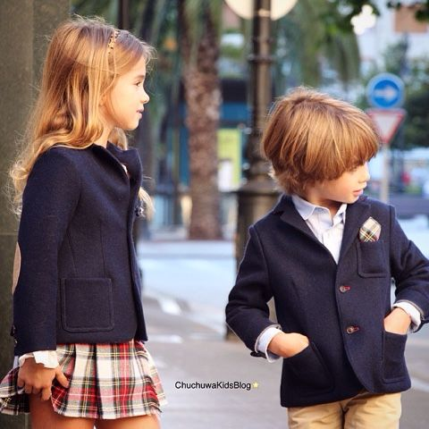 Blog moda infantil: ⭐️PREPPY KIDS: NANOS Moda Infantil Otoño/Invierno ...