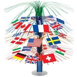 International centerpieces