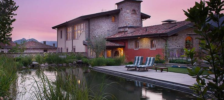 Boutique Country Hotel Italien Gardasee