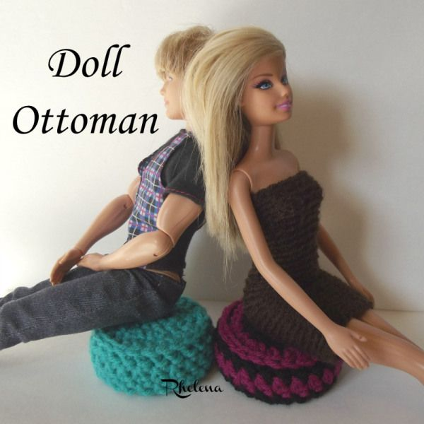 592 best barbie clothes images on pinterest barbie doll crochet doll ottoman barbie furnituredoll dress patternscrochet dt1010fo