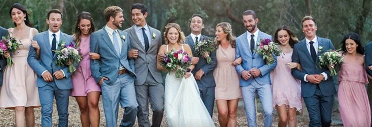 How your bridal party is selected