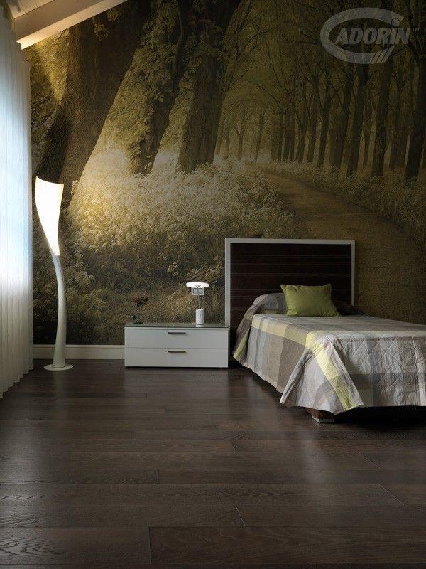 European Oak, Medlar - warm tone. Rovere Europeo Nespolo - tono caldo.
