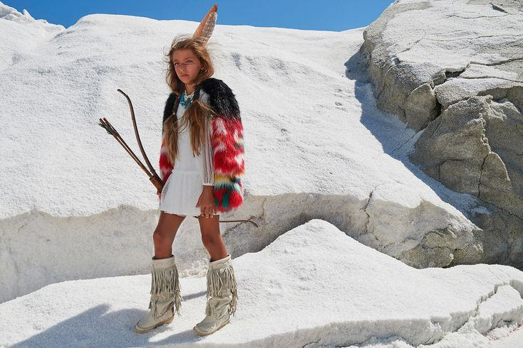Vogue Russia photo Marco Tassinari styling Petra Barkhof grooming Antonella Gaglio jacket Ermanno Scervino dress Mimisol boots Hector Riccione
