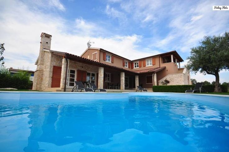 Family Friendly Charming Villa in Labinci