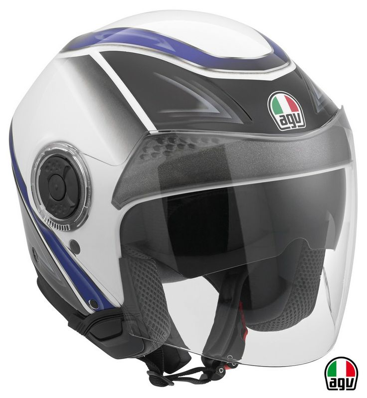 AGV New Citylight - Urbanrace White/Black/Blue