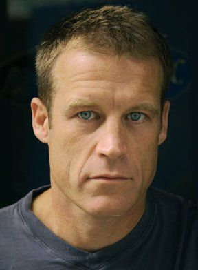 So when I think about Mike Fisher aka Michael Davenport when I'm writing I see Mark Valley. Makes writing Mike quite fun!
