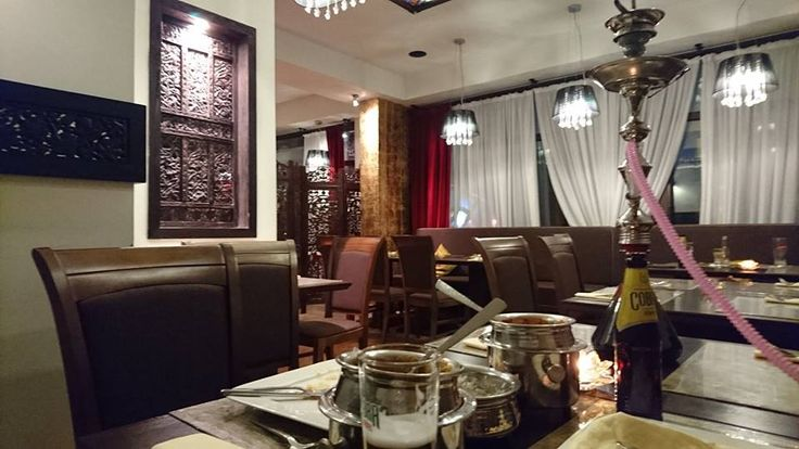 Guests can dine on fine Indian, Polish or Asian dishes, while enjoying a fine wine, sake, whisky, cocktail or tea @ http://www.restauracjakarma.pl/