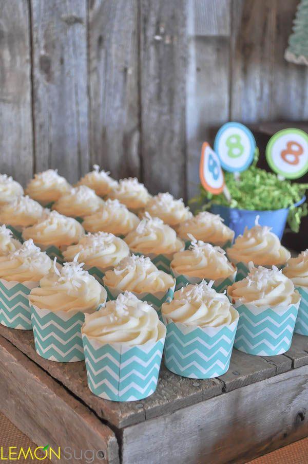 A Beach Birthday Party