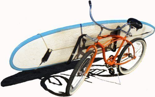 MBB Surfboard Rack by Moved By Bikes by Moved By Bikes. MBB Surfboard Rack by Moved By Bikes.