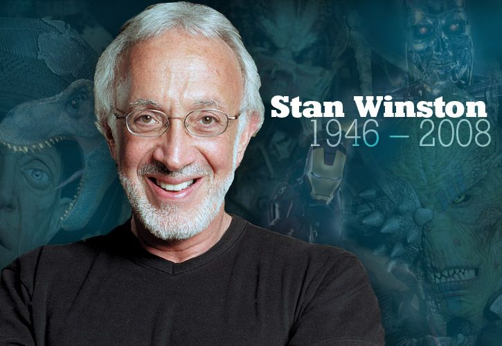 Stan Winston Stan Winston on Pinterest Special Effects Character Art