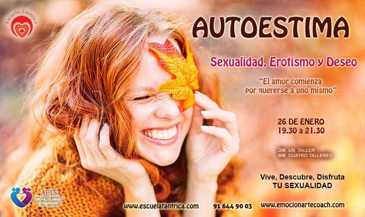 Autoestima El Amor comienza por quererse a uno mismo 26 de Enero http://sex-coaching.es/el-amor-comienza-por-quererse-a-uno-mismo