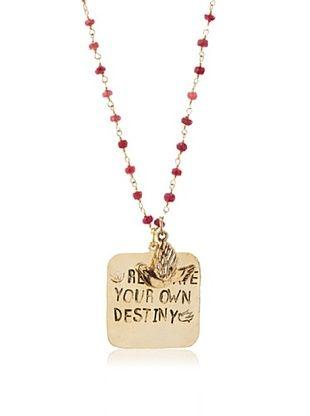 60% OFF Alisa Michelle Recreate Your Destiny Wire Wrap Necklace