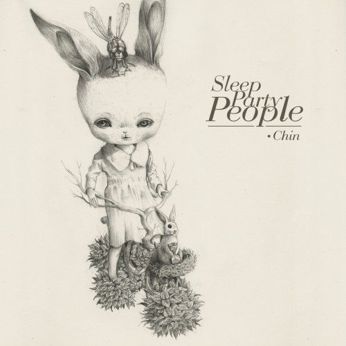 Lovely artwork for Chin by Sleep Party People