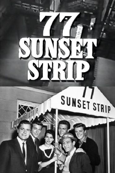"77 SUNSET STRIP (Warner, 6 seasons,1958-1964). Stuart ""Stu"" Bailey (Efrem Zimbalist, Jr.) Jeff Spencer (Roger Smith) Gerald ""Kookie"" Kooson III (Edd Byrnes) 77 Sunset Strip was a 60 minute drama series about two  private detectives who worked in Los Angeles. Often, their buddy ""Kookie,"" a valet parking attendant at the restaurant next door, would lend them a hand on a case. Later, he quit his parking job to join the detective agency. Awards: Nominated for 2 Primetime Emmys. Another 2 wins."