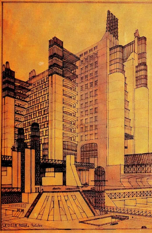 charnel house - russian constructivism