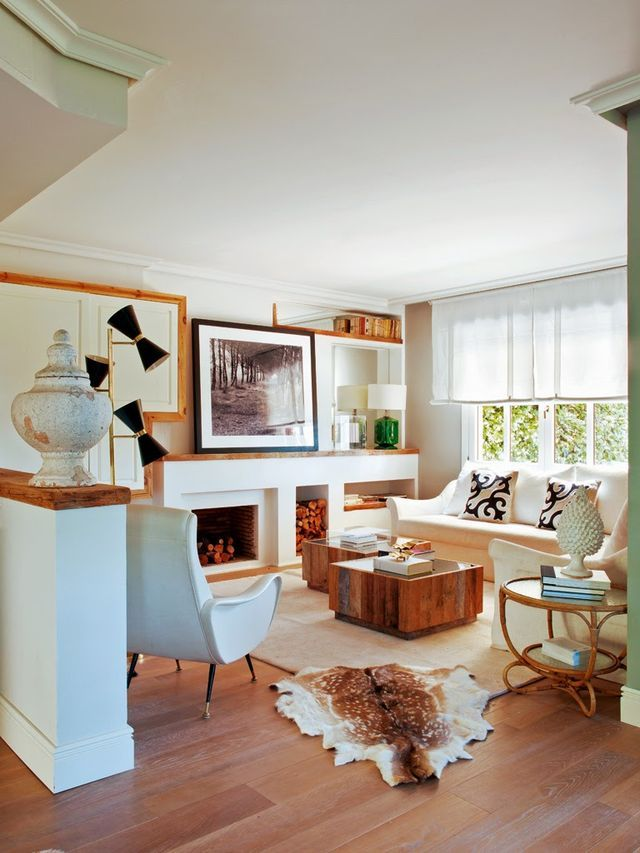 Glam house in Madrid Daily Dream Decor