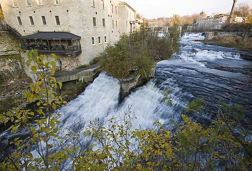 Elora Gorge in Ontario Canada http://www.ontariotrails.on.ca/trails-a-z/elora-gorge-trail