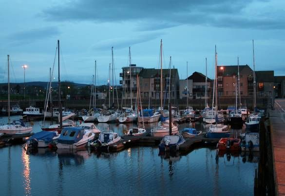 Dag10: Nairn Scotland