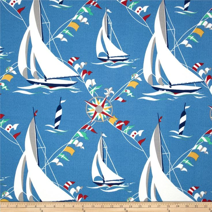 Cartoon Sailing Ship Design Shading Curtain Blackout: 155 Best Sailboat Interior Pins Images On Pinterest
