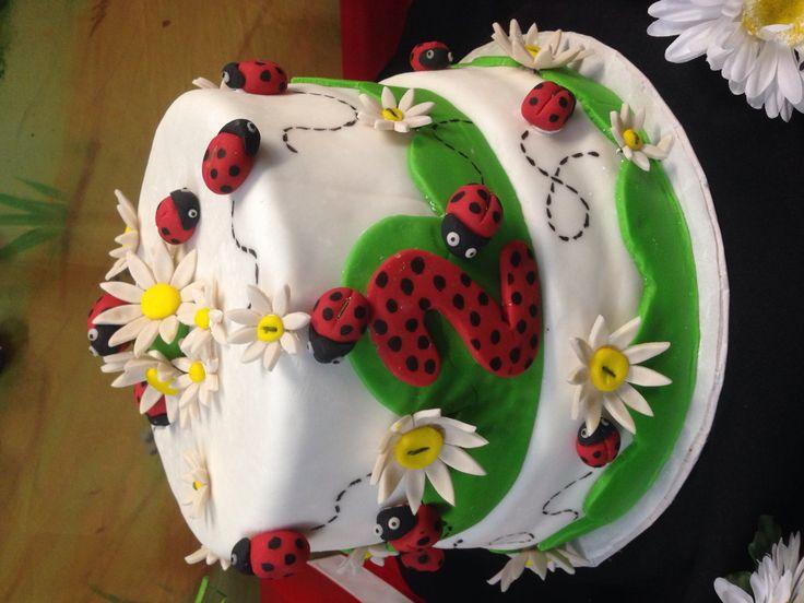 Dulce de cumpleaños para Marialina