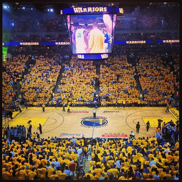 Golden State Warriors New Stadium: Best 25+ Oracle Arena Ideas On Pinterest