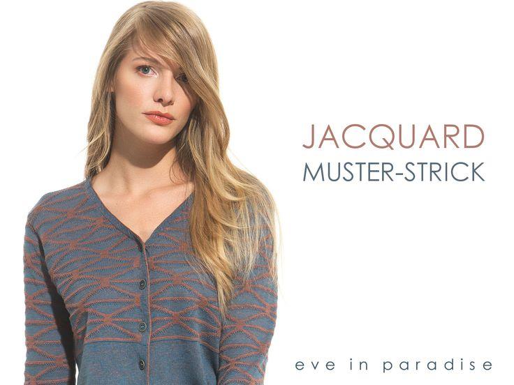 Wir erklären Jacquard: https://www.eve-in-paradise-shop.de/blog/jacquard! ☺
