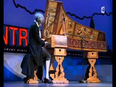 Alexandre Astier joue Bach