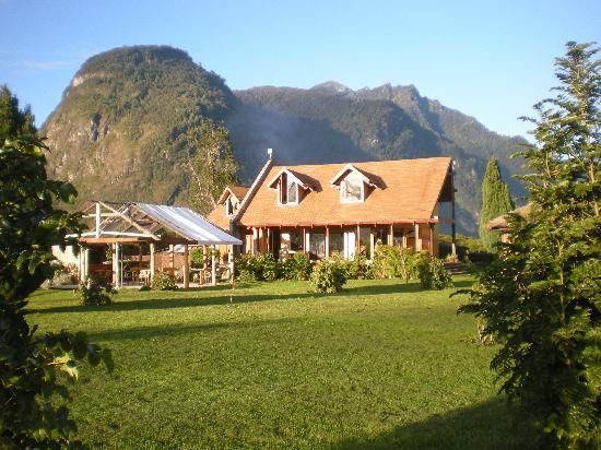 Valdivia, Chile: Termas de LLifen Lago Ranco