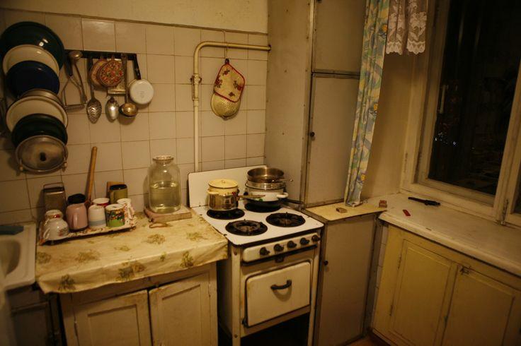 soviet apartment interior - Google Search