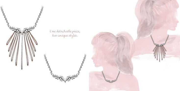 #Forevermark India Presents the Pink Haze Collection