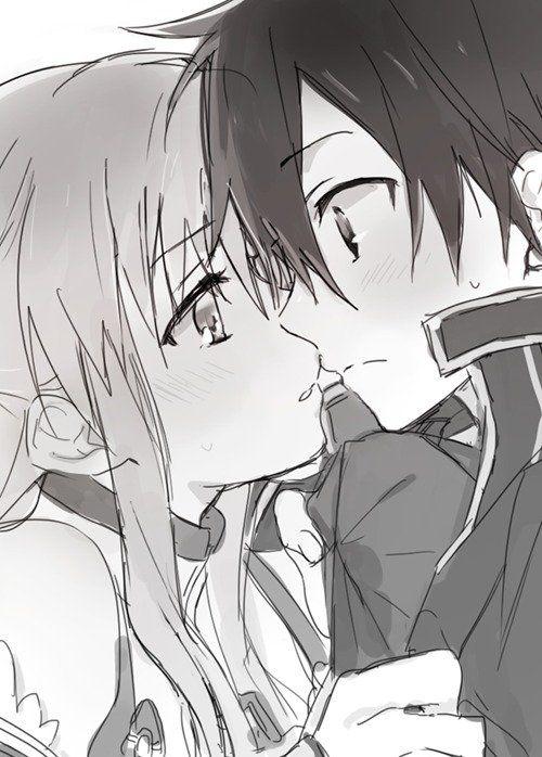 O casal dos animes mais fofo, lindo, perfeito que nem consigo mais digitar